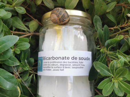 Bicarbonate de soude : le produit miracle !