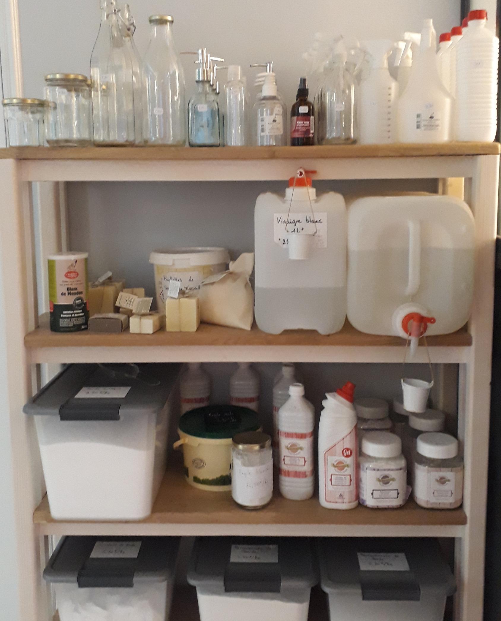 Produits d'hygiène pour la maison