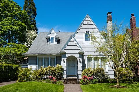 Classic craftsman house in Portland, Ore
