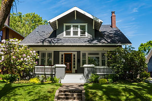 Classic craftsman house in Portland, Ore