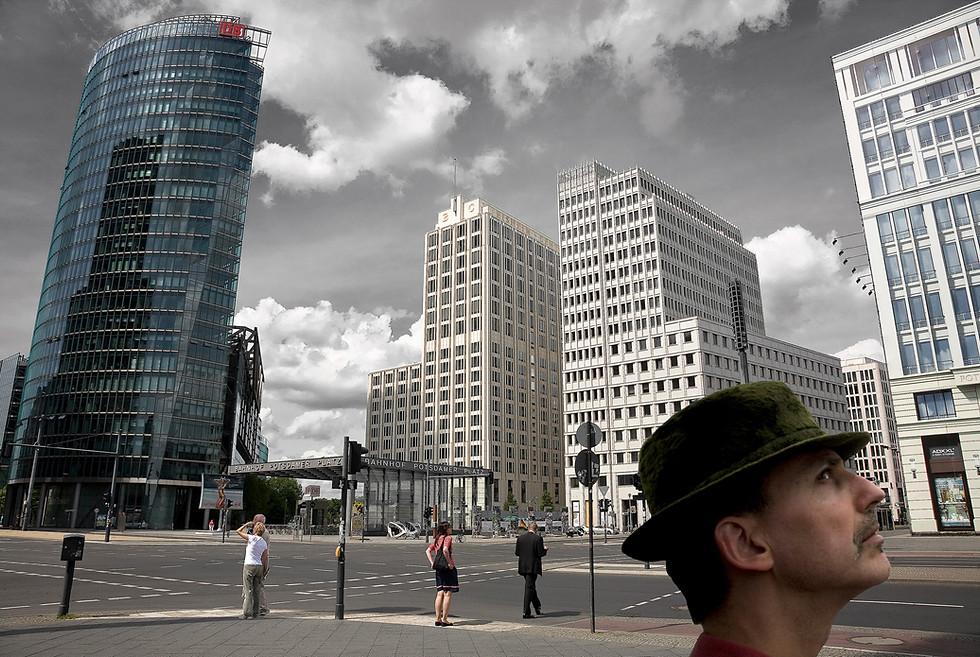 Berlin,  Potsdamerplatz