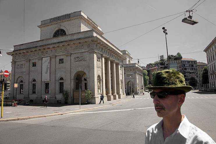 Milano.  Porta Venezia