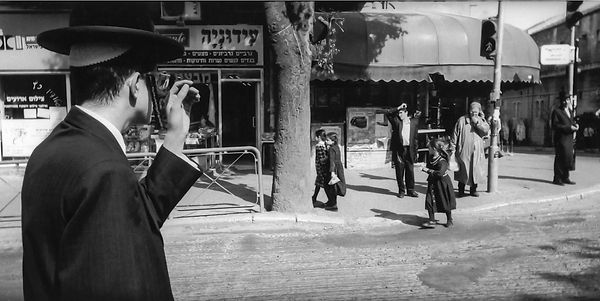 fotografia istantanea israele gerusalemme transizioni