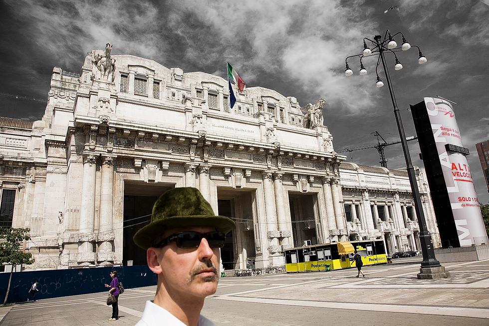 Milano,   Stazione Centrale - Piazza Duca d'Aosta