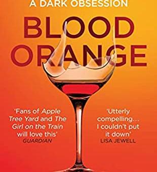 Strap In for A Twisty Ride - Blood Orange by Harriet Tyce