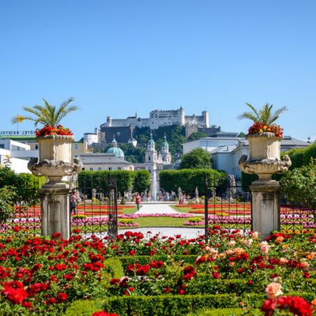 De highlights van Salzburg