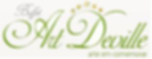Logo Buffer Art Deville