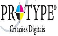Logo Protype Criaçoes digitais
