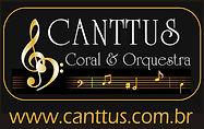 Logo Canttus Coral e Orquestra
