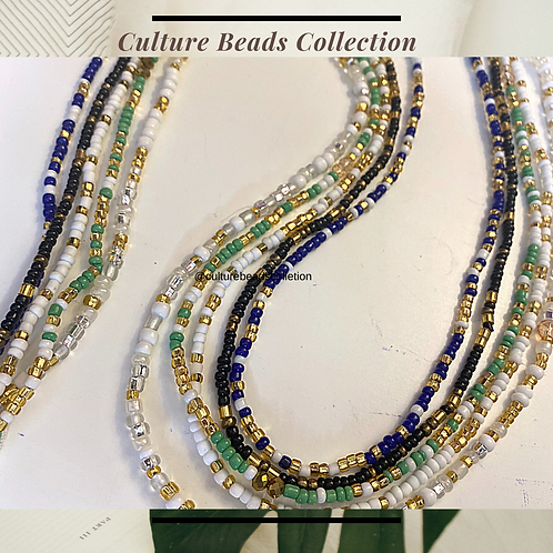 Culture Tie on Goddess Collection