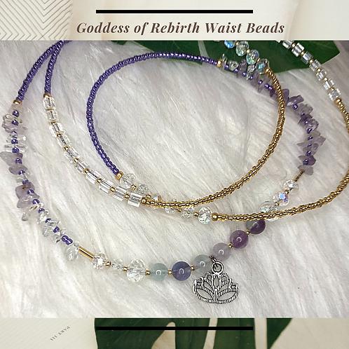 Goddess of Rebirth Waist Beads