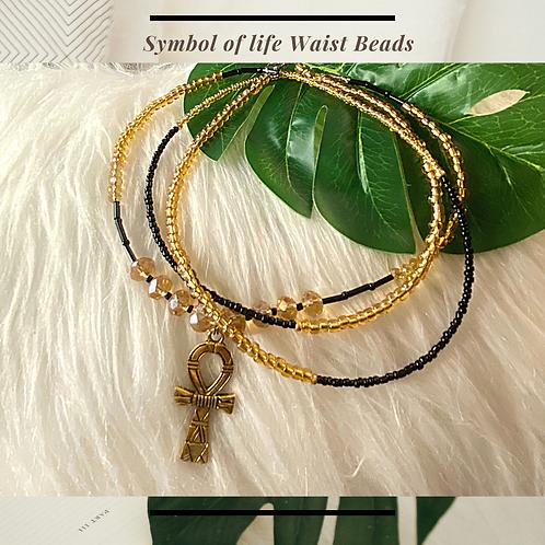 Symbol of life Waist Beads