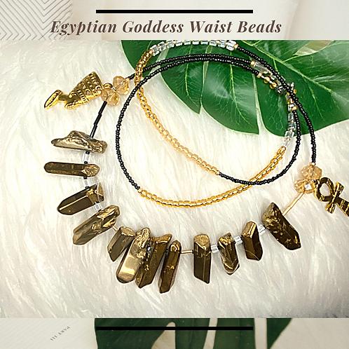 Egyptian Goddess Waist Beads