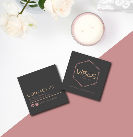 Vibes Candle Co.