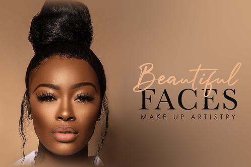 Beautiful Faces II Starter Logo