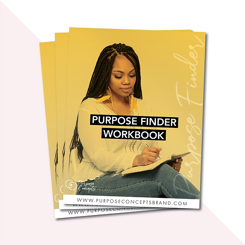 Purpose Finder Workbook