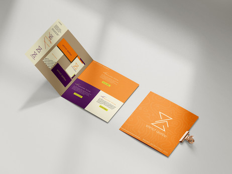 Brand Guidelines Booklet for Xtinct Garbs