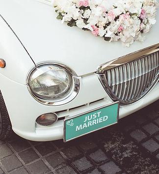 matrimonio auto