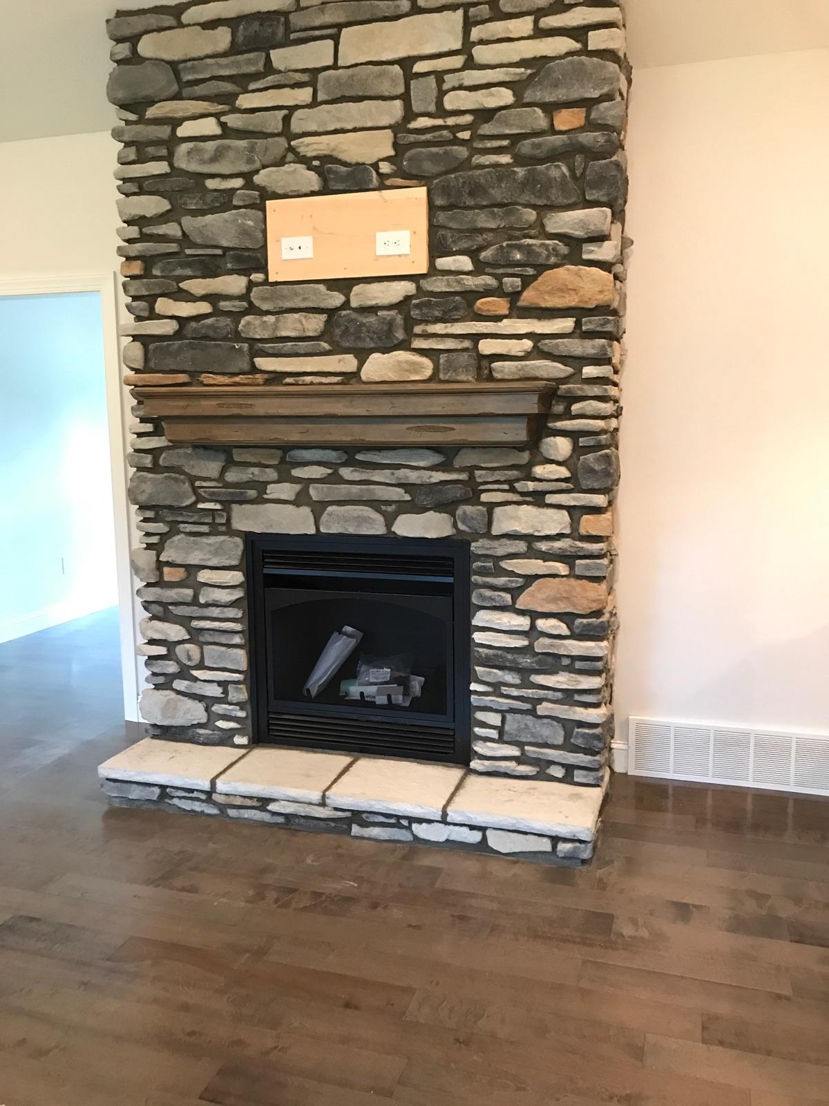saddle creek fireplace