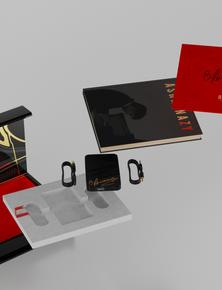 Decca Records Box Concepts