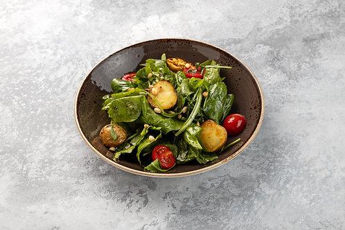 Салат с картофелем бэби, 200 г.