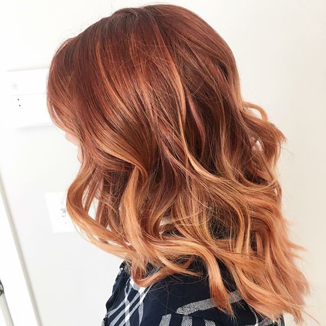 Red Head Color Melt