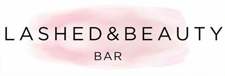 Lashed and Beauty Bar Logo