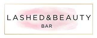 Lashed & Beauty Bar Boston Logo