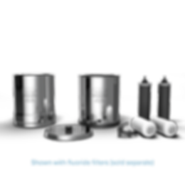 Berkey System with PF-2 Filers