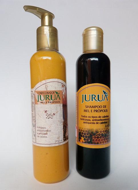 Shampoo Mel com Própolis - 200 ml