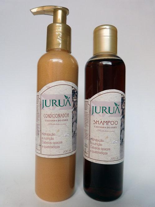 Shampoo de Castanha do Pará 200 ml