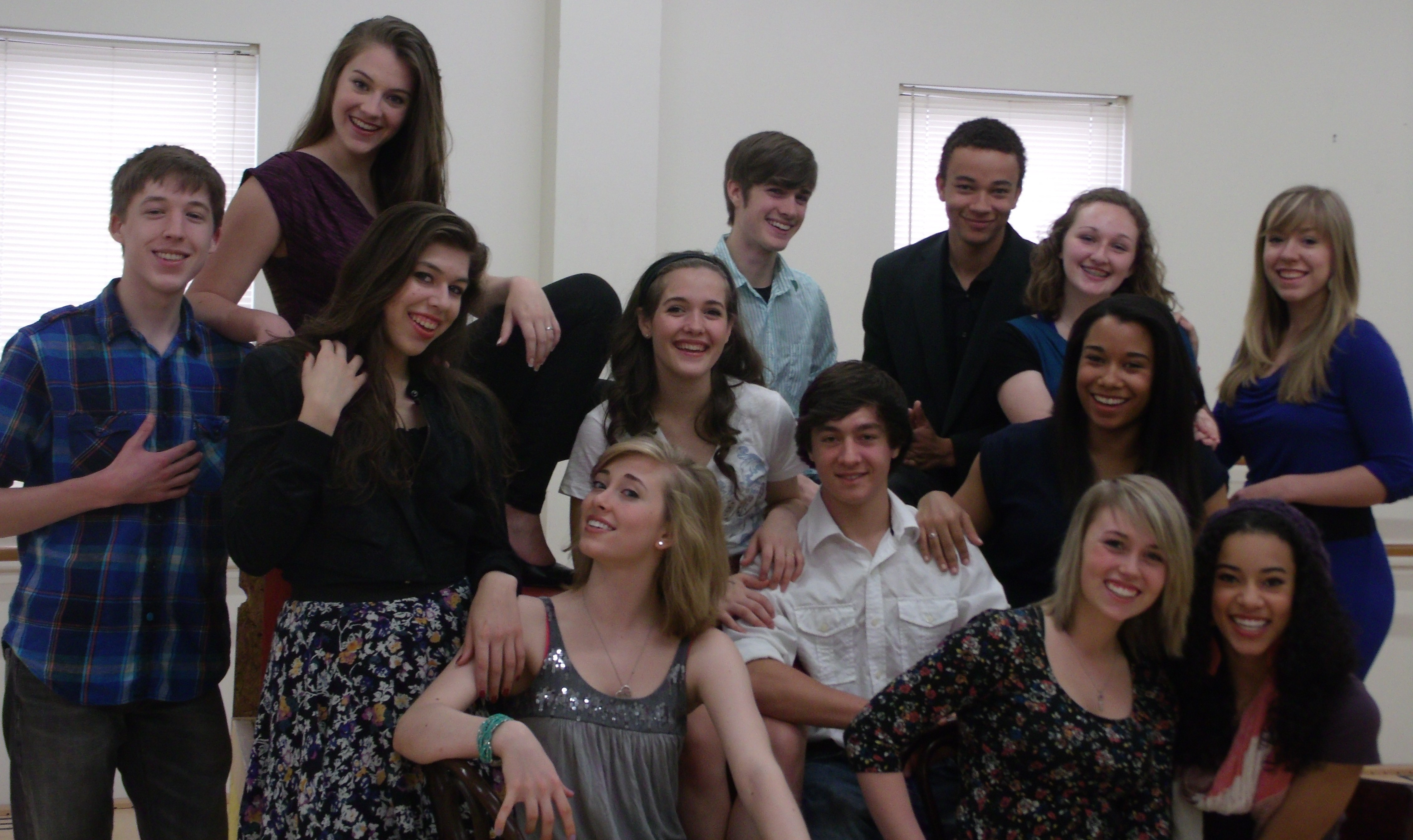 LA Group 2012