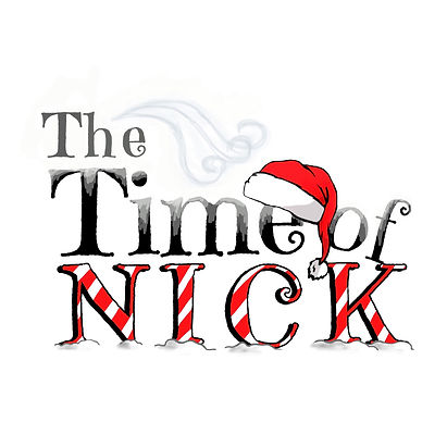 The Time Of Nick Logo 2019