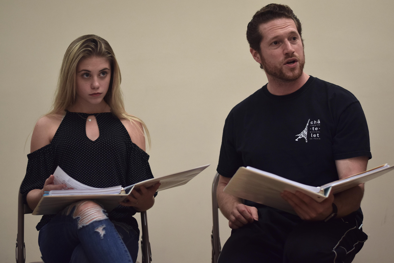 Lexie Faith and Victor Wisehart