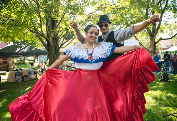 Hudson Valley Fiesta Latina 2018