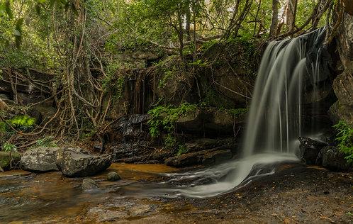 Vodopád Kbal Spean (II.)