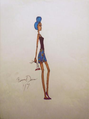 Goldy Blue II