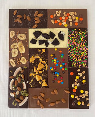 Our gourmet chocolate bars