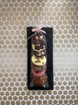 Assorted chocolate sleeves