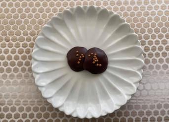 Almonds Caramel Cluster