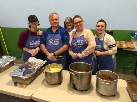 Volunteer At Our Kitchen