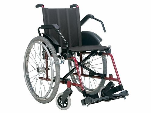 Cadeira de rodas Cantu Vinho