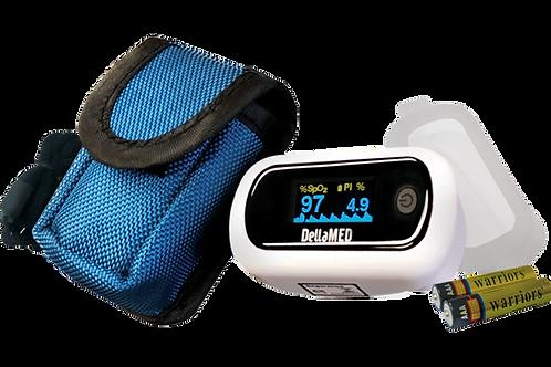 Oxímetro Dellamed com alarme - MD300CF3
