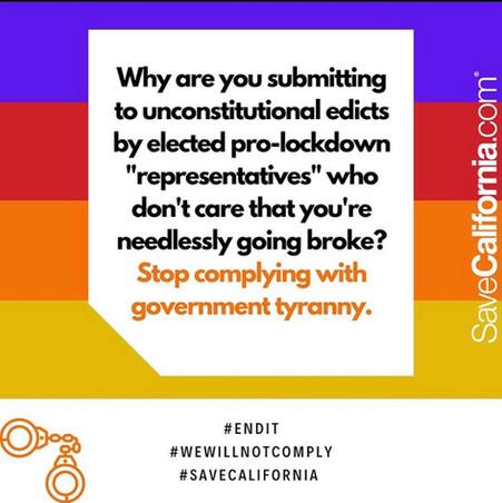 Resist Government Tyranny