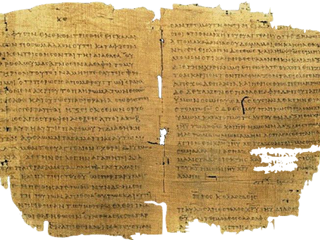 A Note on New Testament Greek