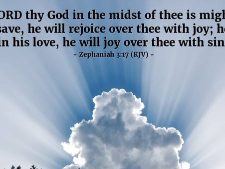 Notes from Zephaniah