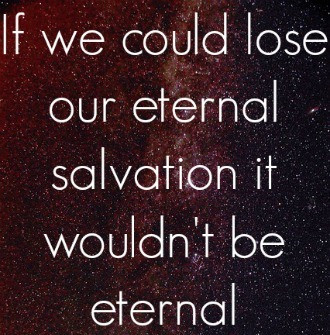 Can or Can't Lose Salvation?