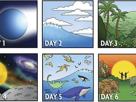 6 Day Creation