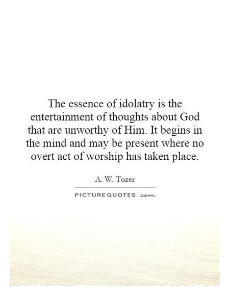 Imaginary Religion of Judges 17