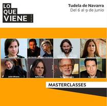 """Master Class """"lo Que viene"""""""